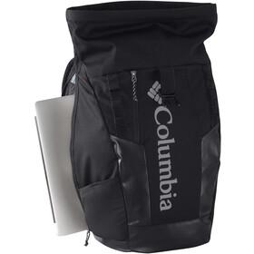 Columbia Convey Rolltop Daypack 25l black/black